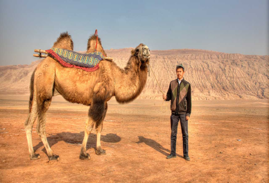 The Silk Road Safari Tour