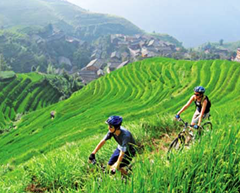 Biking Around China Tour