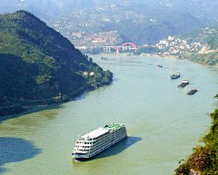 Cruising Scenic China Tour