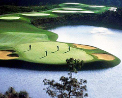 Golfing Tours in China